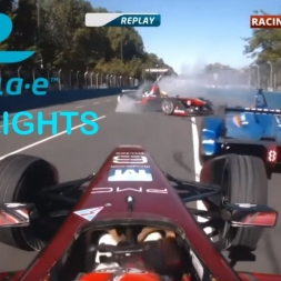 FORMULA E BUENOS AIRES HIGHLIGHTS | Crashes And Fails [HD]