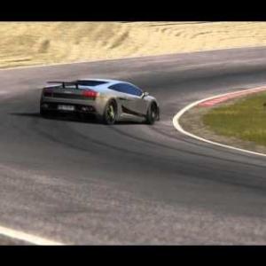 Assetto corsa Lambo S3 turbo 100% test
