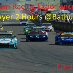 R3E Multiplayer -  2 Hours @Bathurst
