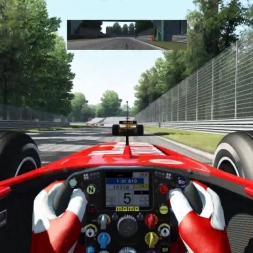 My First Race Assetto Corsa !!!