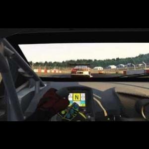 Huracán GT3 at Brands Hatch