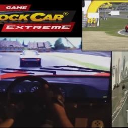 Game Stock Car Extreme: Porsche 911S 2.0 vs Historic Imola (Historic & Touring Cars)