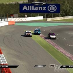 Grand Touring Cup 2016 Season 1 Week 9 Spa GP circuit