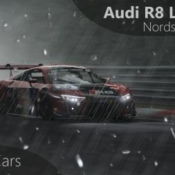 PCars Audi R8 LMS 2015 vs Nordschleife in Rain