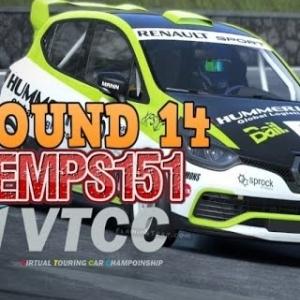 VTCC ROUND 14, Snetterton 300: Demps151