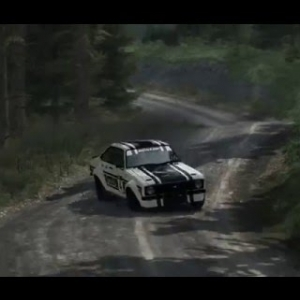 Dirt Rally - Sweet Lamb - Escort Mk2