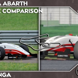 Assetto Corsa x Real Life - Formula Abarth -  Vallelunga