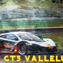 Assetto Corsa | Mclaren 650S GT3 @ Vallelunga | TV CAM + Onboard