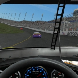 Titan Stock Car 2015 @ Jacksonville Superspeedway Driver's View - rFactor 2 60FPS