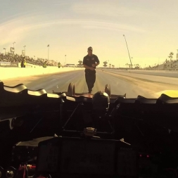 Ride along with Top Fuel driver Shawn Langdon