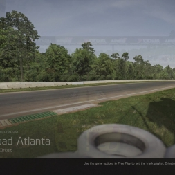 Forza Motorsport 6: Four wide does not fit