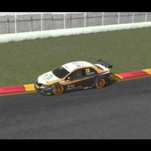 RF2 BTCC @ Adelaide AI Race