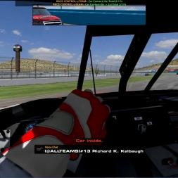 NASCAR Pickup Cup Phoenix Raceway rookie league