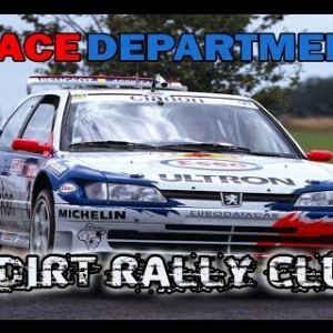Race Department Dirt Rally Club - Rwd Vs Fwd - Peugeot 306 Maxi SS3