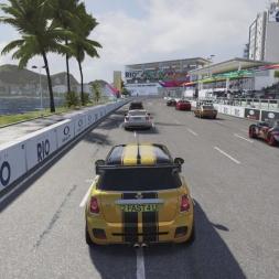 Forza Motorsport 6: Mayhem at Rio start