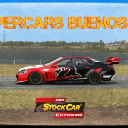 GSC Extreme | V8 SUPERCARS @ Buenos Aires 15 | TV CAM + ONBOARD