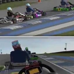 rFactor 2: Karting at Atlanta Motorsport Park