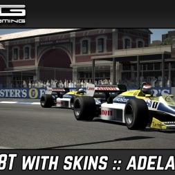 Assetto Corsa :: Lotus 98T with Skins :: AI race :: Track IR