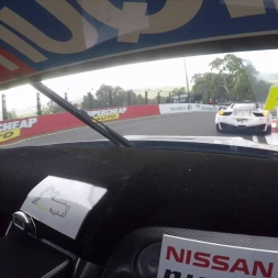 Lap of Mount Panorama in the Nissan GT-R NISMO GT3