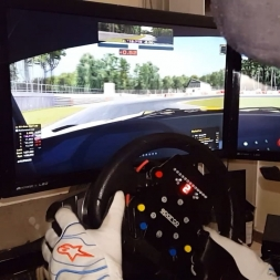 iRACING GT3 TEST VIDEO SAMSUNG GALAXY S6 1080P 60 FPS