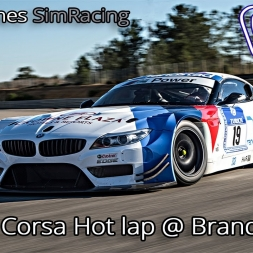 F1Simgames Assetto Corsa   BMW Z4 GT3 @ Brands Hatch