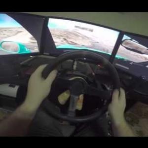 GoPro #49 Horse Thief Mile Single Drift Corvette ZR1