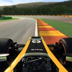 R3E - Formula Raceroom 2 @ Spa