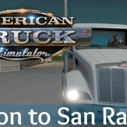 American Truck Simulator - Huron to San Rafael