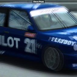 DTM 1992 Laguna Seca Race 2