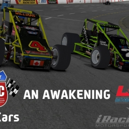 """iRacing: An Awakening"" (Sprint Cars at Lanier National Speedway - Night)"