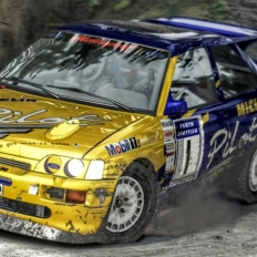 Ford Escort Cosworth Wales SS1