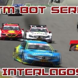 DTM bot series - campeonato offline Stck car Extreme 1 - Interlagos