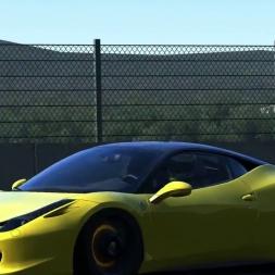AC • Ferrari 458 Step 3 @ Mugello | EL