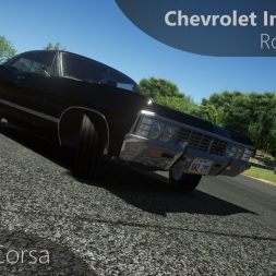 Assetto Corsa Chevrolet Impala 1967 vs Road America