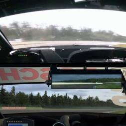RaceRoom vs Real Life - Audi RS5 DTM @ Hockenheimring