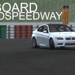 rFactor | BMW M3 E92 | Wet Drifting | Eurospeedway