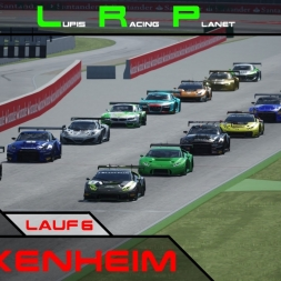 Blancpain Sprint Series by RSR | Lauf 6: Hockenheim