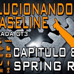 [Tutorial Setup iRacing] Evolucionando el Baseline #8    Spring Rate    GT3