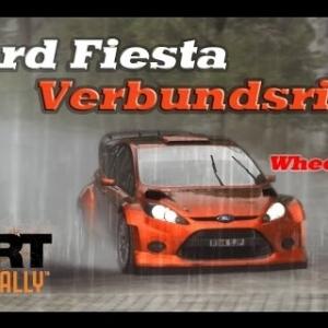 DiRT Rally - 2010 Ford Fiesta - Germany Verbundsring [Handbrake] [Wheelcam]