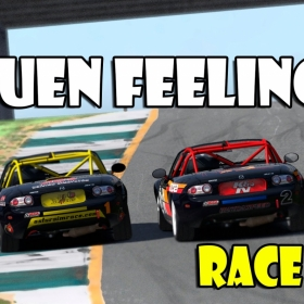 iRacing | Buen Feeling. Race 2 (Advance MX-5 @ Road Atlanta)