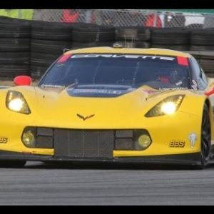 Project Cars   Chevrolet Corvette C7.R GTE   Laguna Seca