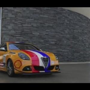 Forza Motorsport 6: Alfa Romeo Giulietta Livery