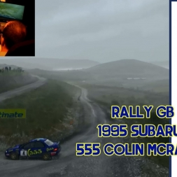 Colin McRae Subaru Impreza Rally GB Dirt Rally