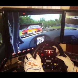 ASSETTO CORSA GT3 QUICK RACE @ BRANDS HATCH