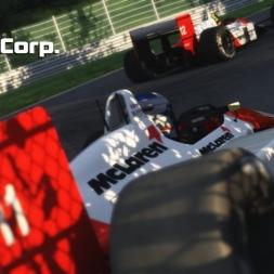 Assetto Corsa: Meet Mclaren MP4/4