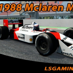 Assetto Corsa MOD - 1988 Mclaren MP4/4