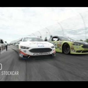 Project Cars - US Racecar Pack DLC Teaser  (2560x1440 60p)