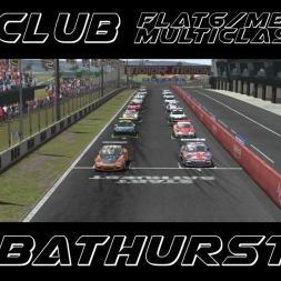 rFactor 2 RD Club Flat6 & Megane @ Bathurst