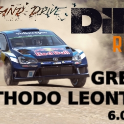 DIRT Rally | VW Polo WRC | Greece | Kathodo Leontiou | 6.07.768
