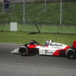 Assetto Corsa | McLaren MP4/4 | Imola